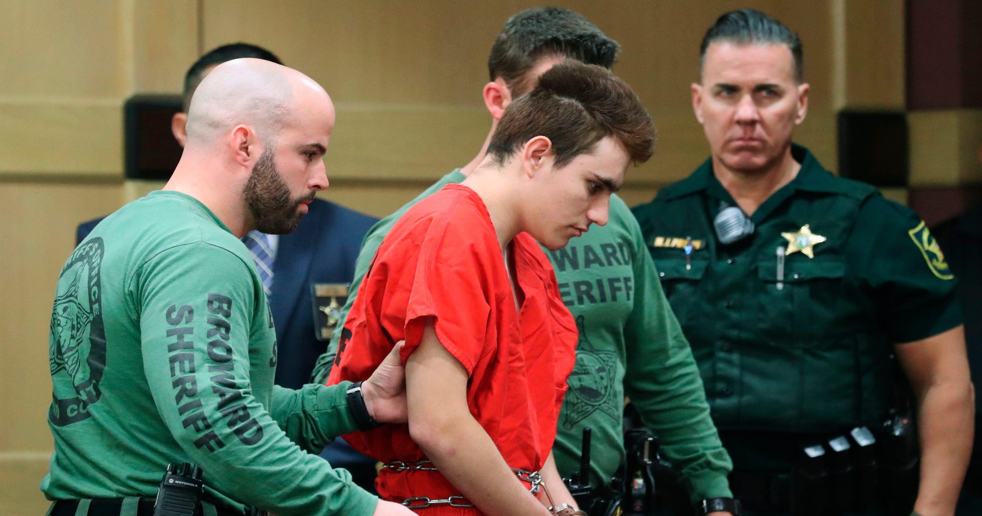 Timeline: Case against Nikolas Cruz in Florida mass school shooting