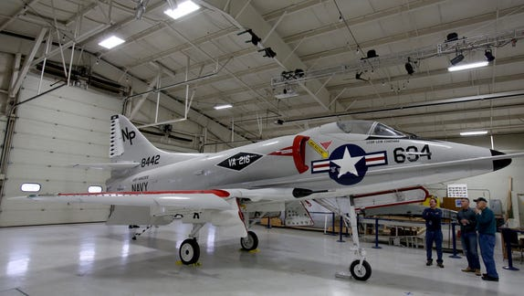 Rosie the Riveter, CIA photography topics of Yankee Air Museum talks