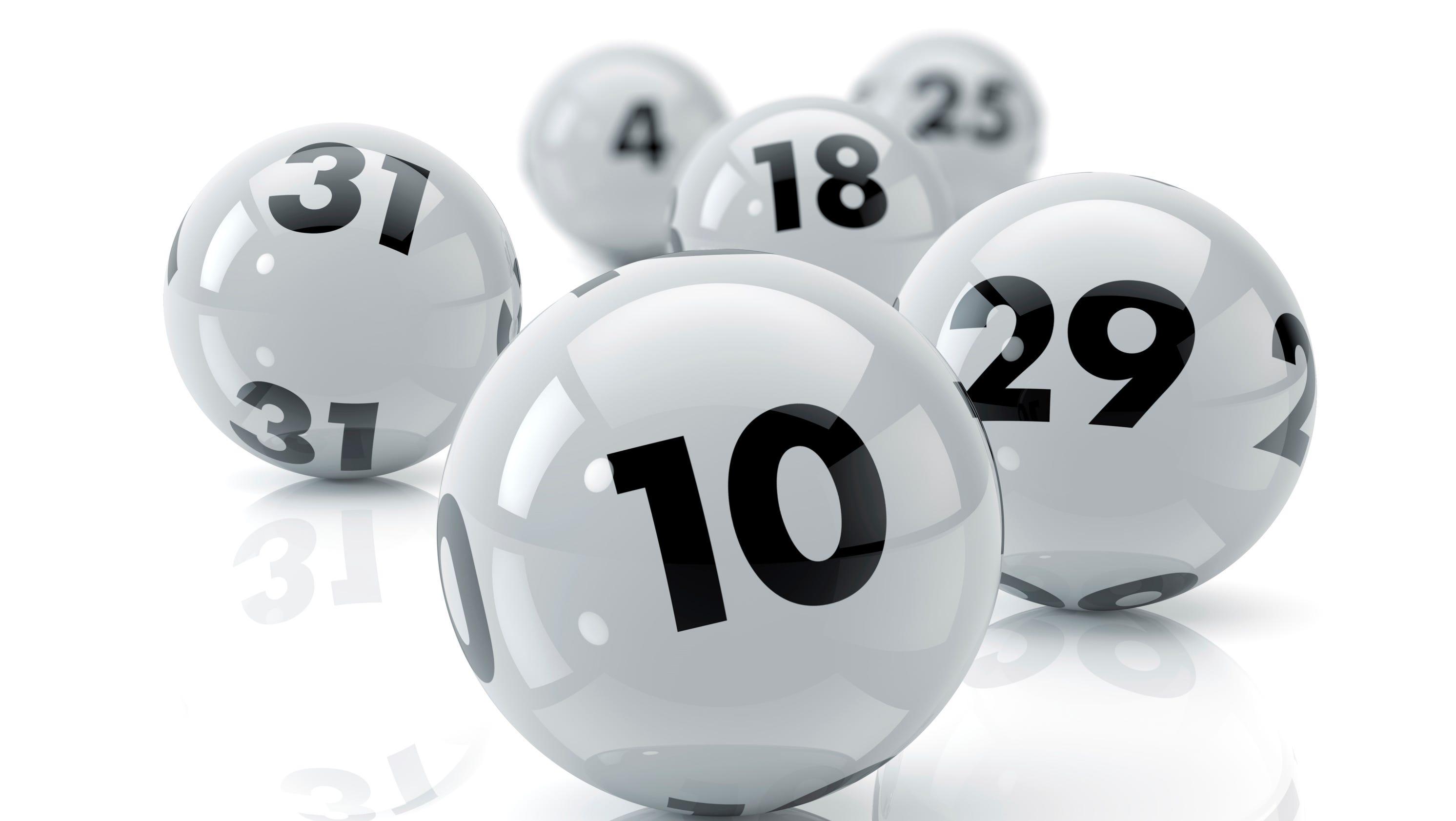 1 million powerball winner in delaware - Ball image download ...