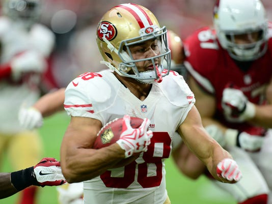 9013a85cf Jarryd Hayne retires from 49ers to pursue rugby gold in Rio Olympics