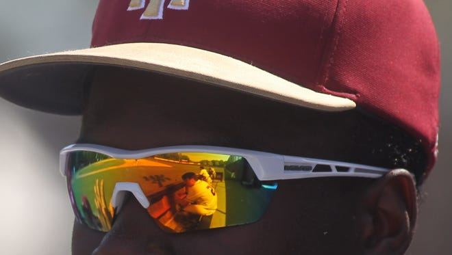 Protect your eyes from the sun by wearing sunglasses — even on cloudy days.