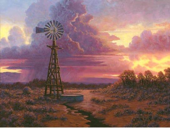 Painted Sky by Kenneth Wyatt