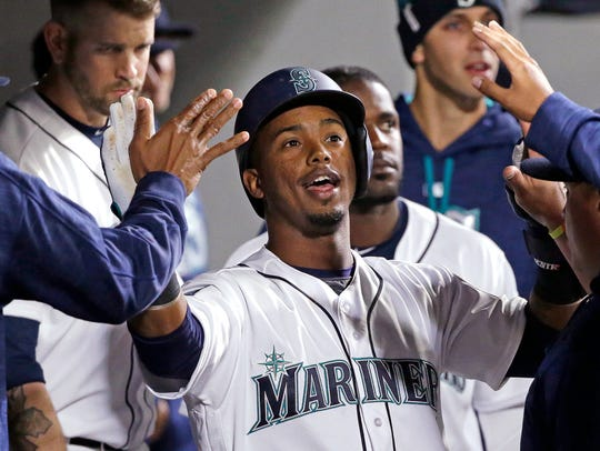 Shortstop Jean Segura is part of what M's GM Jerry