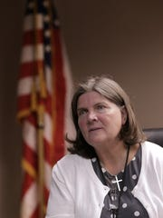 Gail Graham has spent a year in El Paso as the El Paso Veterans Affairs Health Care System interim director. She is leaving to become the director of the Central Iowa VA Health Care System.