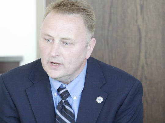 Sheboygan Police Chief Chris Domagalski on July 10, 2017, offered an update on investigations into a shooting incident that occurred June 29, 2017, at the city's south-side General King Park.