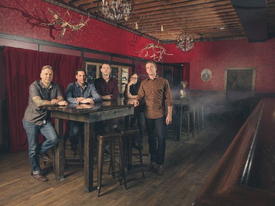 Modern-bluegrass group The Infamous Stringdusters perform Friday at Higher Ground.