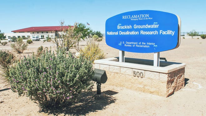 Brackish Groundwater National Desalination Research Facility, 500 Lavelle Road, will host a desal competition Oct. 19 - 20. The winner will receive $100,000 in grants.