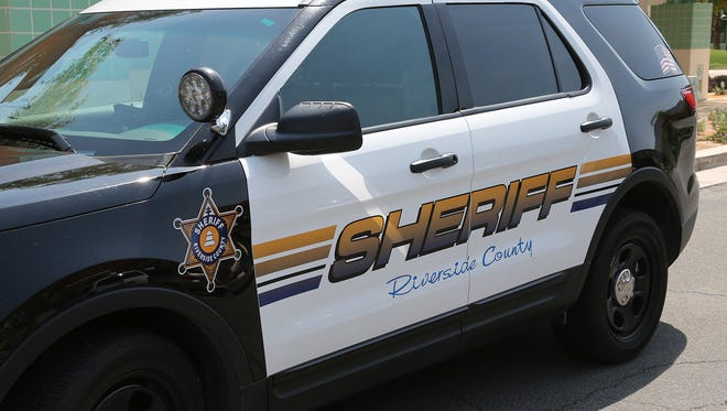 Riverside County Sheriff's Department deputies responded after 11 a.m. Thursday.