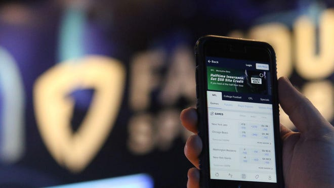 Some online platforms such as FanDuel have been advertising for weeks in anticipation of the approvals by Michigan regulators, giving launch authorization for legal online gambling and online sports betting.