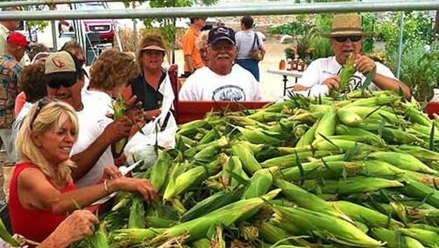 Celebrate the sweet corn season at Mortimer Family Farms next weekend.