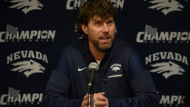 Considering his father helped invent it, new Wolf Pack offensive coordinator Matt Mumme is an expert in the Air Raid offense.