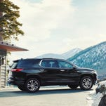 Review: 2018 Chevy Traverse High Country is high in price, features