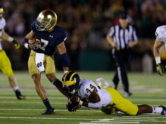 MNCO 0910 Ohio product, Michigan legend questions Wolverines performance.jpg