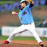 BlueClaws starter Alejandro Arteaga pitched six innings, while giving up four runs. Lakewood lost 5-1 on Friday.