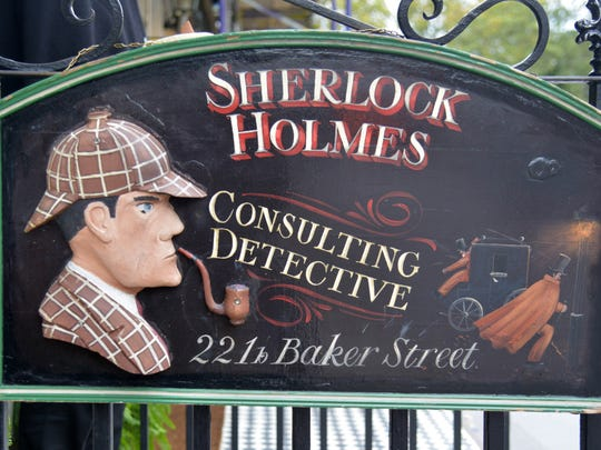You don't need to be Sherlock Holmes, or visit his museum at 221b Baker Street to know why the NFL plays games in London. It's a five-letter word that starts with m and rhymes with money.