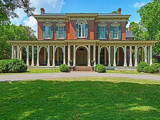 Oaklands Mansion, 900 N. Maney Ave. in Murfreesboro,