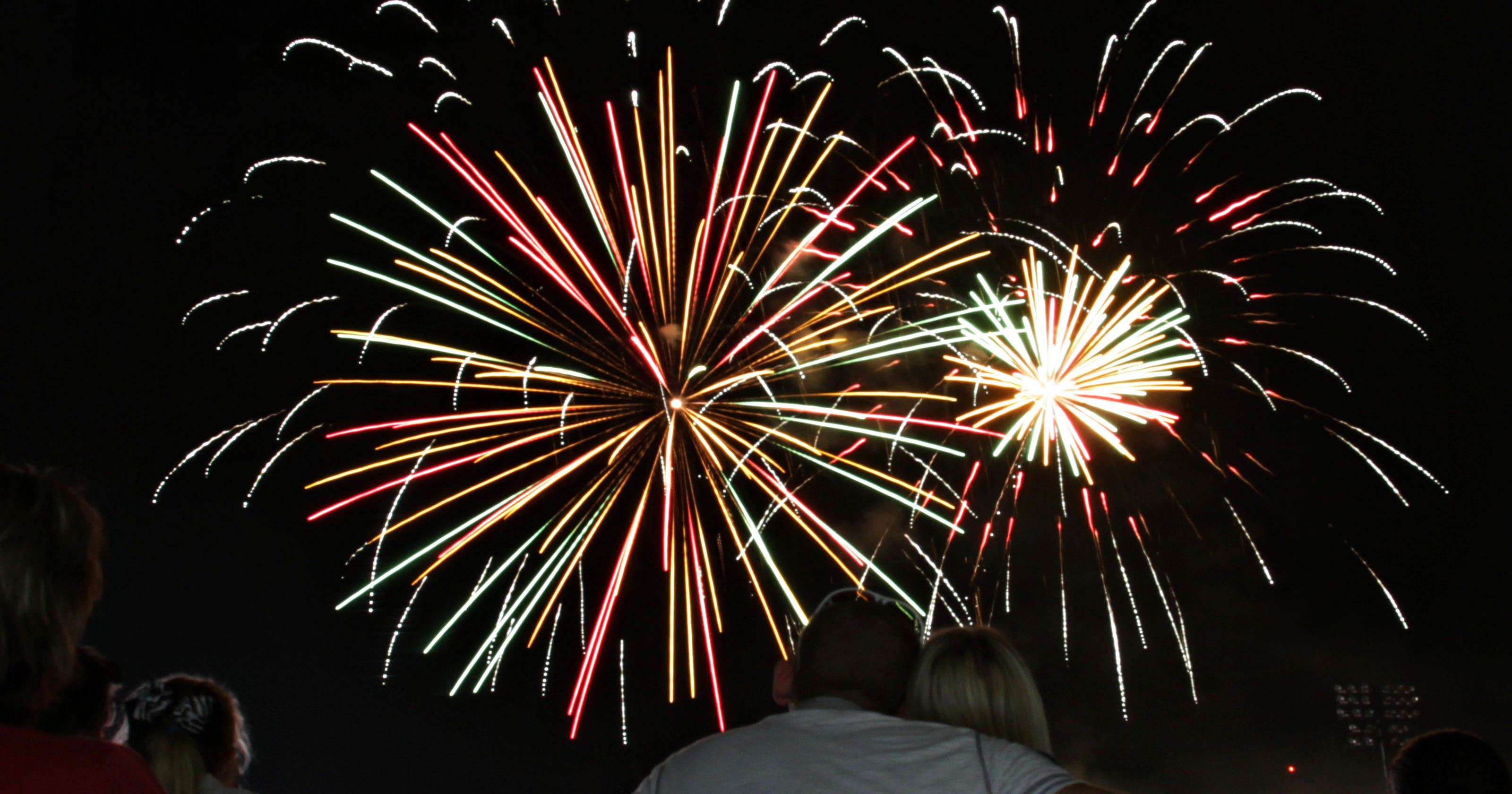 Where to watch fireworks in the Sioux Falls area this 4th of