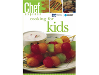 Free eCookbook: Cooking for Kids