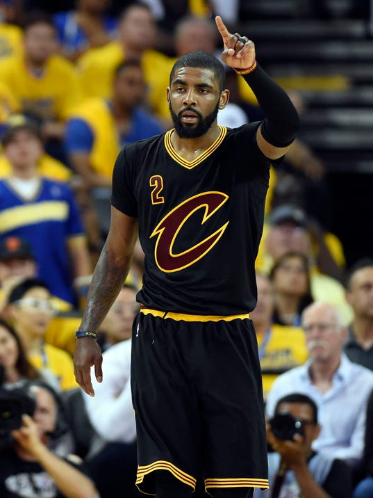 How the NBA Finals validated Kyrie Irving