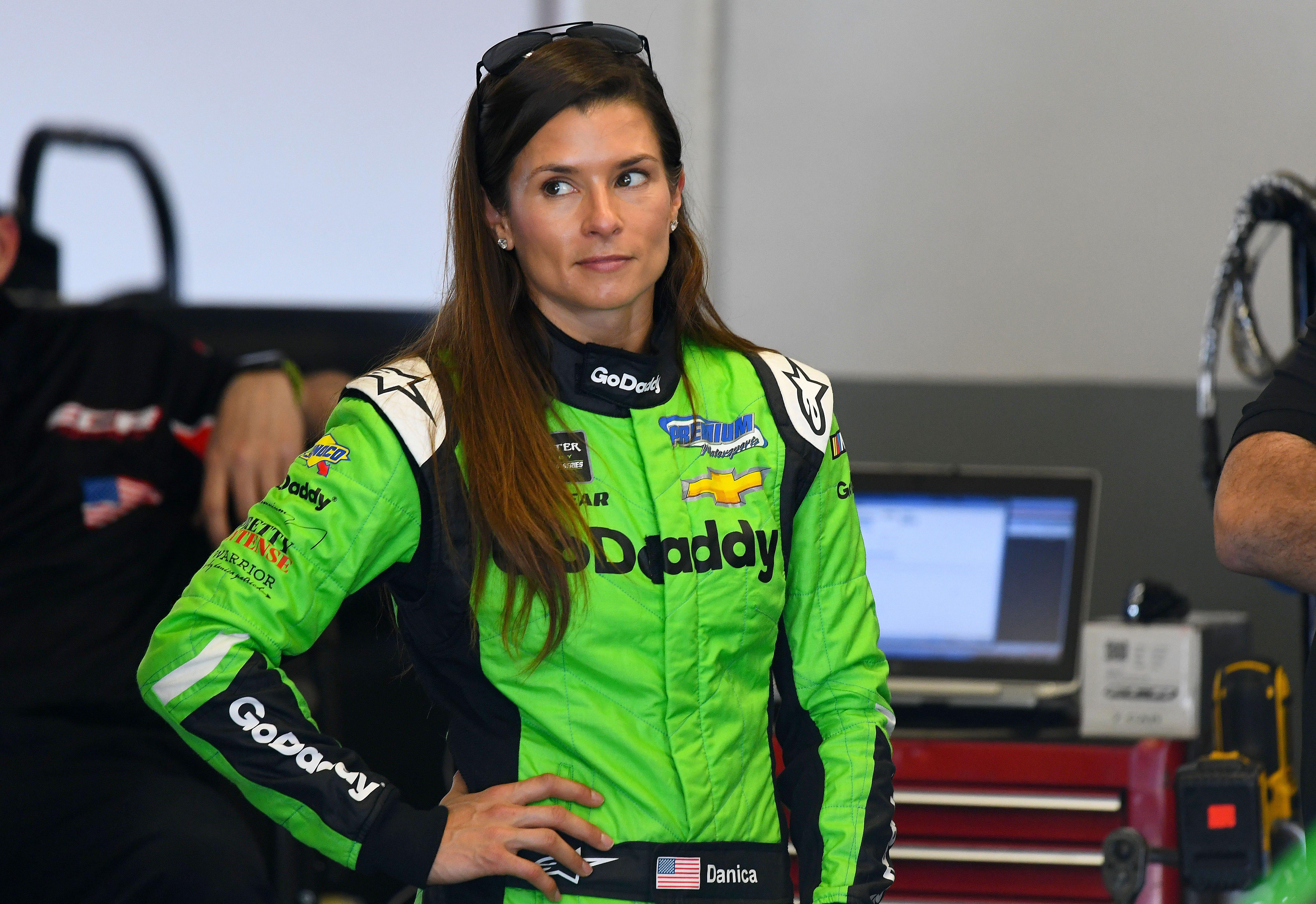 Danica Patrick (Race Car Legends)
