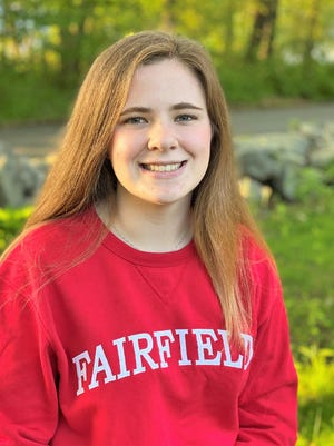 Grace Baker of Hampton has been awarded a $1,000 scholarship from Merrimack Valley Credit Union. She is a member of the Class of 2020 at Winnacunnet High School.
