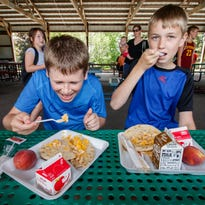 Sussex Outreach Service's Summer Food Truck Program for Kids