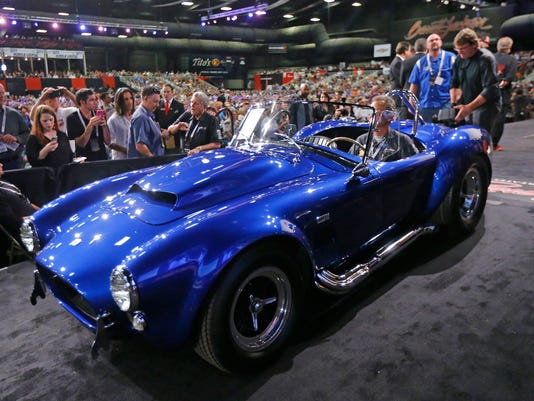 Muscle Cars Lead Resurgence In Classic Car Prices - Kissimmee car show saturday