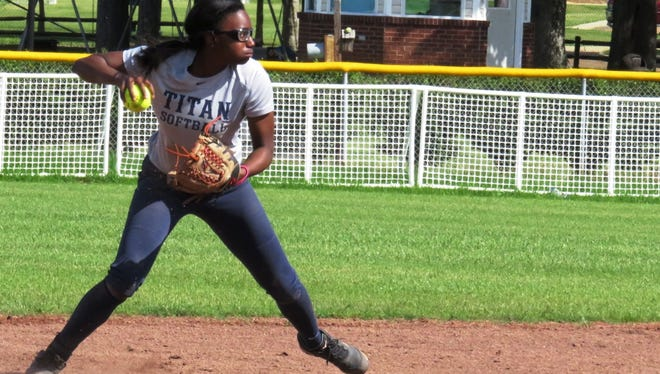 Ridgeland is 8-0 since  shortstop Natalie Erwin joined the team after basketball.