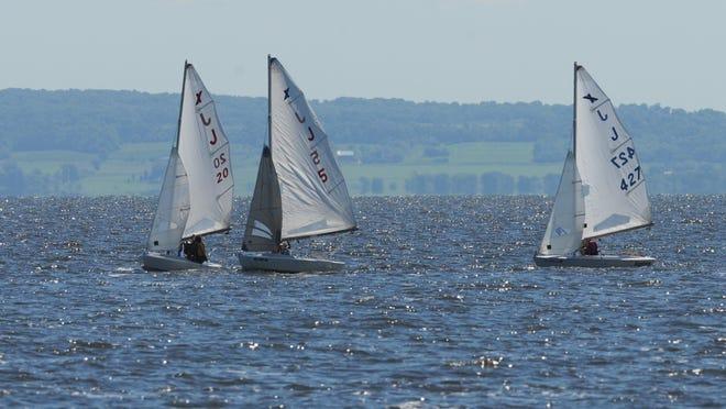 The Oshkosh Yacht Club Youth Sailing School begins June 19.