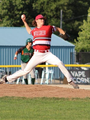 Battle Creek Bombers pitcher Tommy Parsons returns for another season as the Bombers will open the Northwoods League campaign on Tuesday.