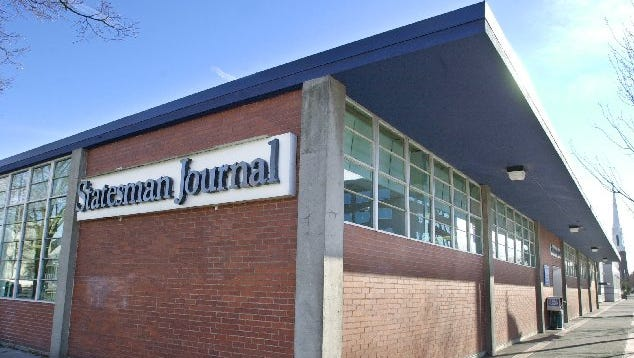 The Statesman Journal was located at 280 Church Street for more than six decades.
