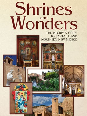 """""""Shrines and Wonders"""" is available in gift shops at various holy sites, at area bookstores, from the publisher at www.amordeus.com, or from the author at www.marionamberg.com."""