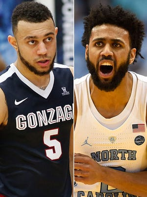 Nigel Williams-Goss and Joel Berry II will try to lead their respective teams to championships.