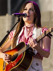 Kacey Musgraves performs at the Big Barrel Country