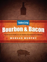"""""""Bourbon and Bacon"""" by Morgan Murphy. The first half of the book is dedicated to a primer on bourbon, followed by numerous recipes, most of them for cocktails, but also some sweet treats."""