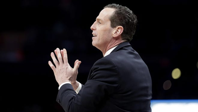 Former Nets head coach Kenny Atkinson will be interviewed for the Knicks opening.