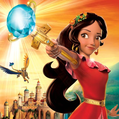 Princess Elena of Avalor  made her royal debut in the