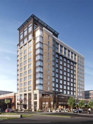 The new Thompson Savannah, which will be located at the Eastern Wharf development, is slated to open in 2021.