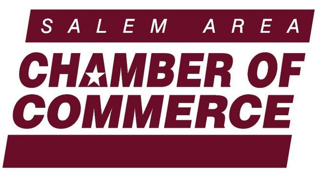 Salem Area Chamber of Commerce logo.