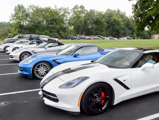 2015 Corvette gets 8-speed automatic; we drive it