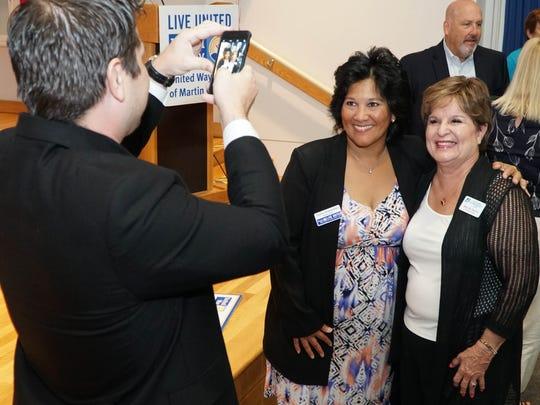 United Way of Martin County President/CEO Carol G.