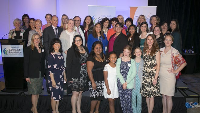 Community Foundation for Monterey County's 2016 Women's Fund Lunch
