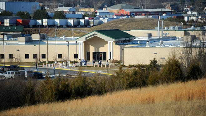 Harrisonburg and Rockingham County plan to buy into the Middle River Regional Jail in Verona.