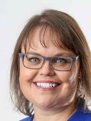 Heidi Mannetter, Drake University assistant professor of marketing