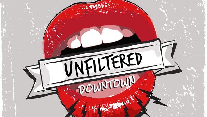 Unfiltered Downtown will be Nov. 16 at Jefferson Street Pub.