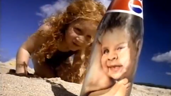 This 1995 Pepsi commercial is one of the top 10 highest-rated commercials in Ad Meter history.