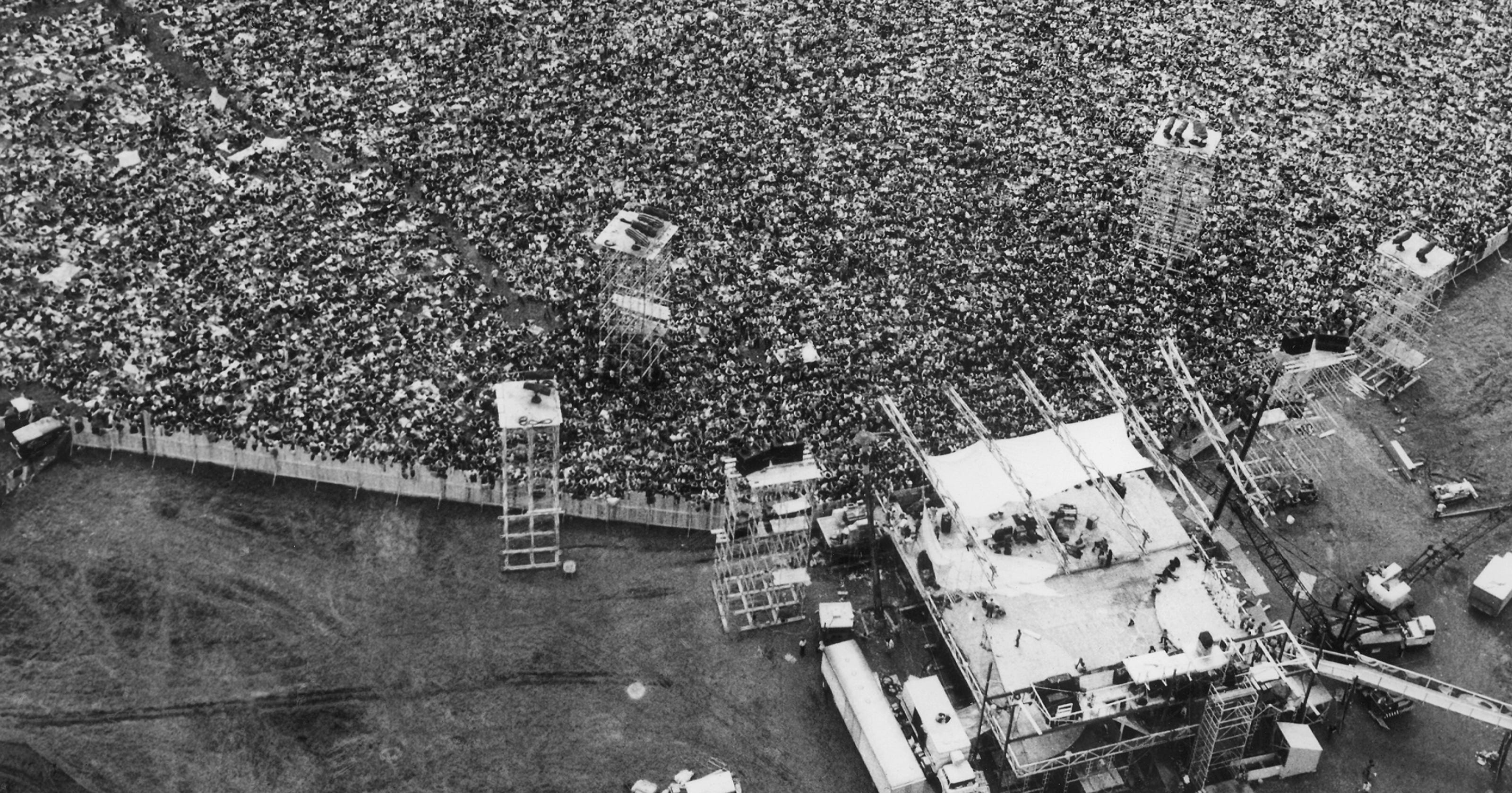 Woodstock at 50: Why division, economics overshadowed music, unity
