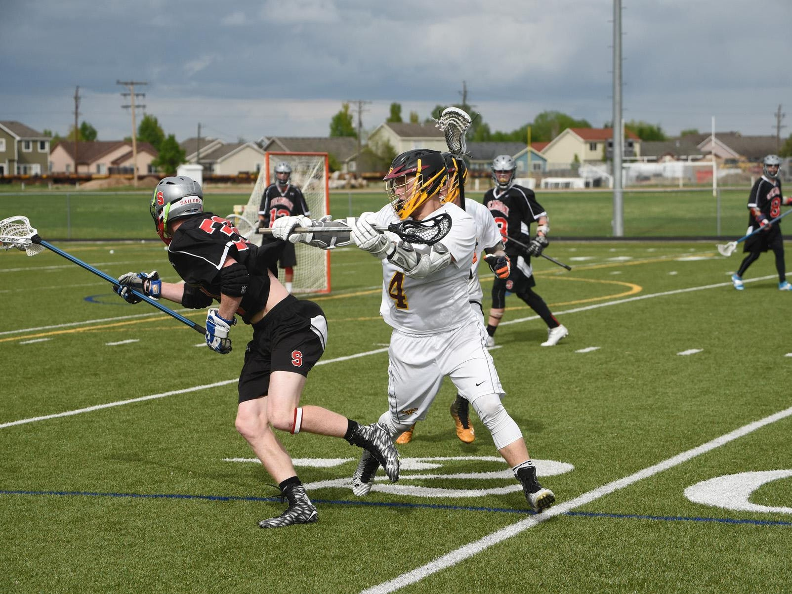 The Windsor lacrosse team, ranked No. 2 in the state, will host No. 1 Dawson at 7 p.m. Friday.