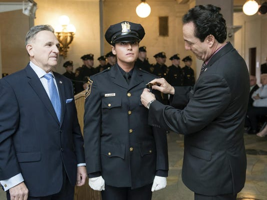 Dominatrix Turned Police Officer