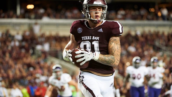 2019 Texas A M Football Schedule Dates Times Tv Assignments